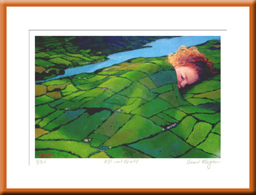 marin's quilt paintings of ireland